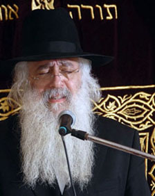 Rabbi David Hanania Pinto